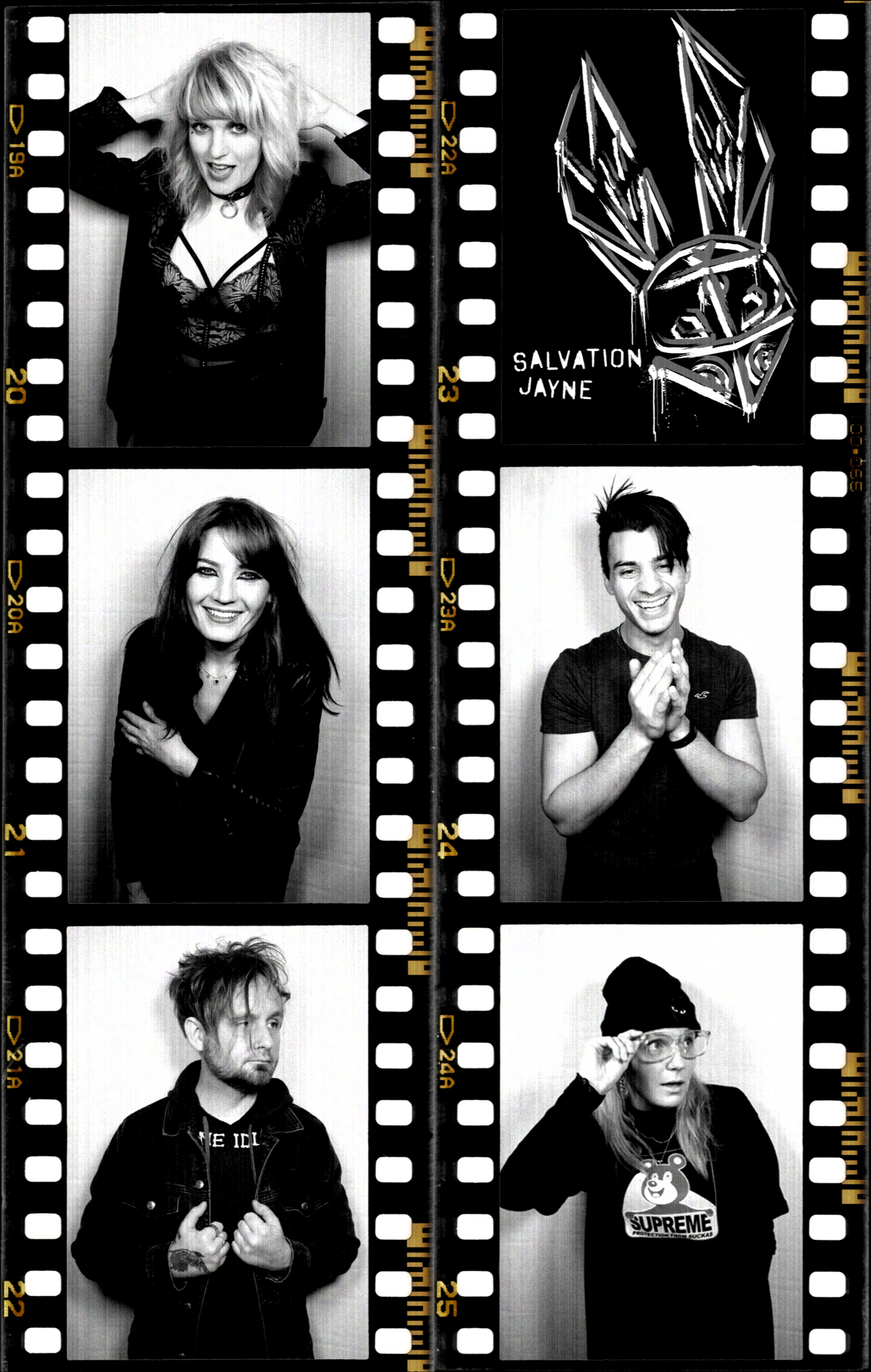SJ film strip