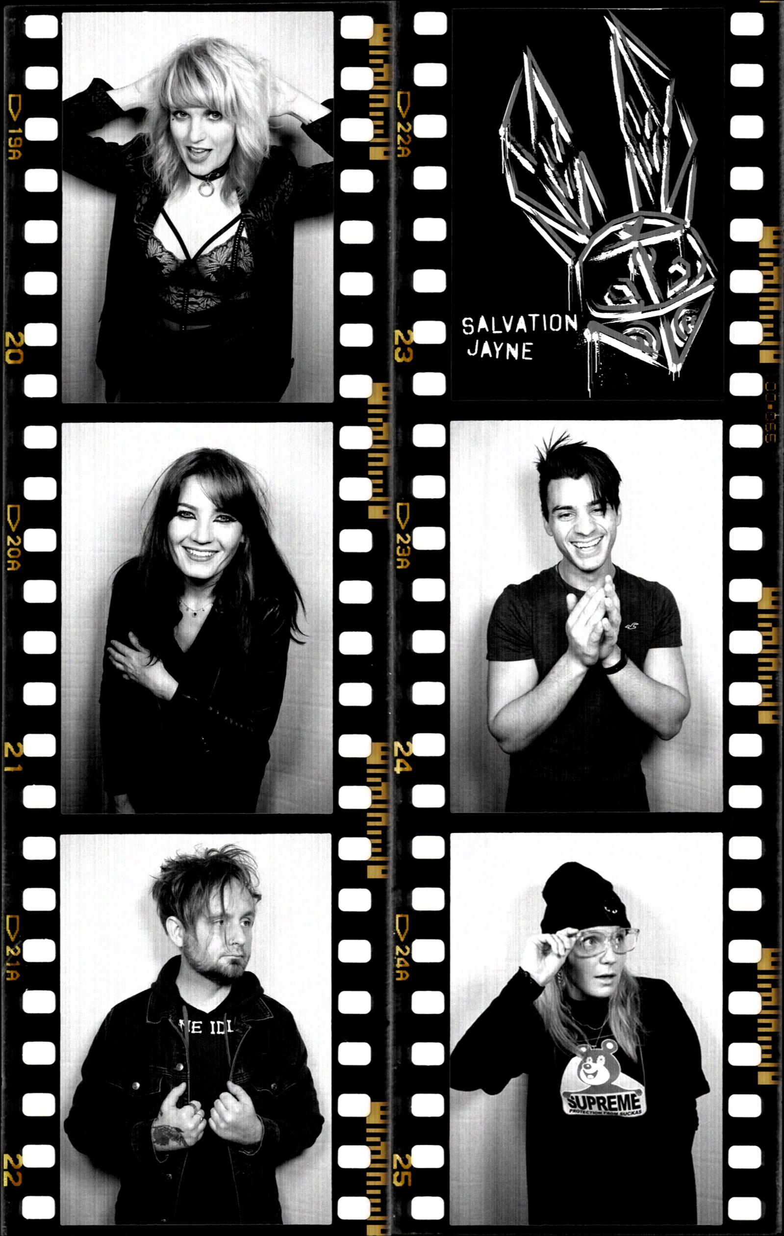 SJ film strip