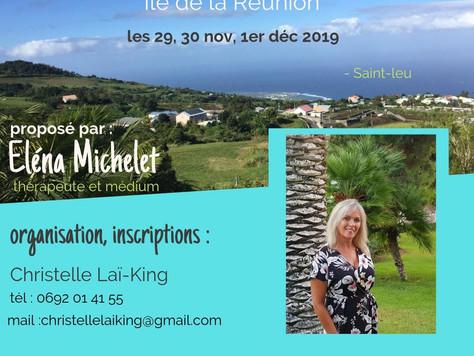 Stage intuition et médiumnité du 29/11 au 01/12 , RESTE 1 PLACE