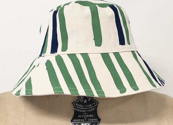 KALE GRID BUCKET HATKALE GRID BUCKET HAT