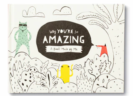 Why You're Amazing - Activity Book
