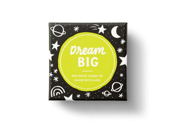 Pop- Open Cards: Dream Big