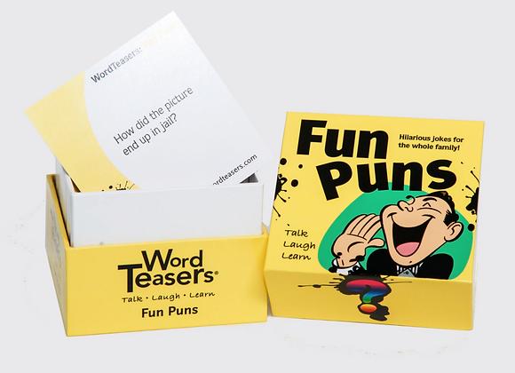 Fun Puns WordTeasers