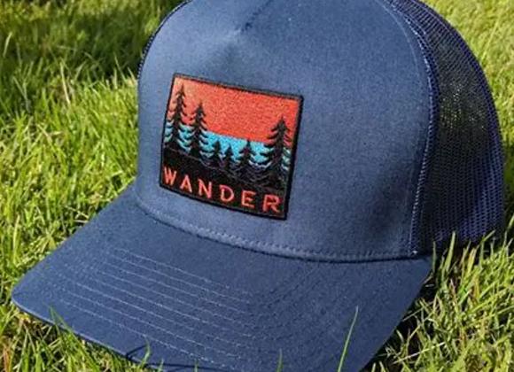 Wander Trucker Hat