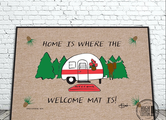 Home is Where the Welcome Mat Is