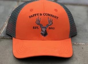 Pappy Van Winkle   Deer Hunting Trucker Hat