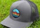 MOUNTAIN RANGE WATER | CURVED BILL TRUCKER CAP