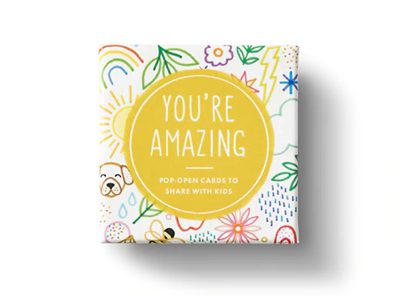 Pop- Open Cards: You're Amazing
