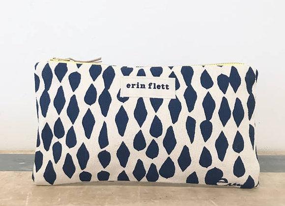 Limoges Leaves Clutch Zipper Bag
