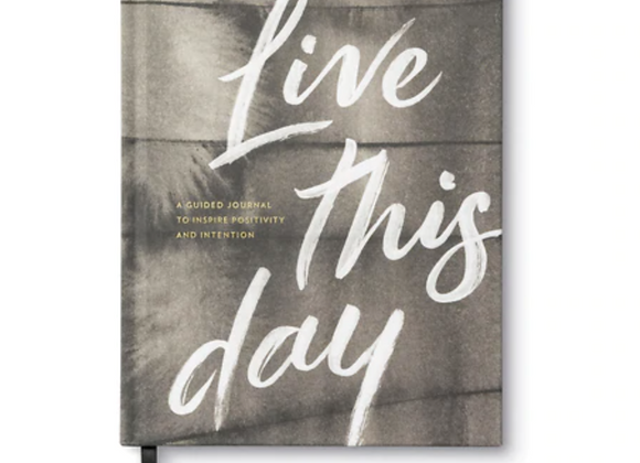 Live This Day Gift Book