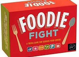 Foodie Fight -  Trivia game for serious Food Lovers