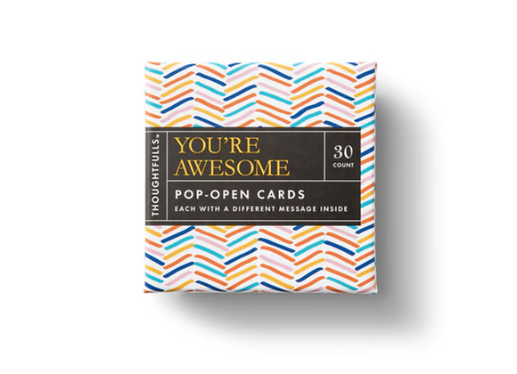 Pop- Open Cards: You're Awesome