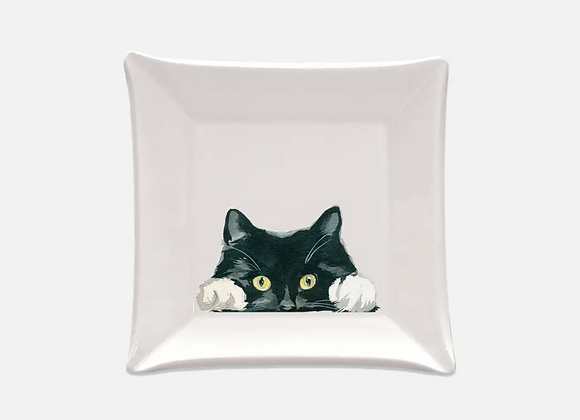 Kitty Trinket Dish