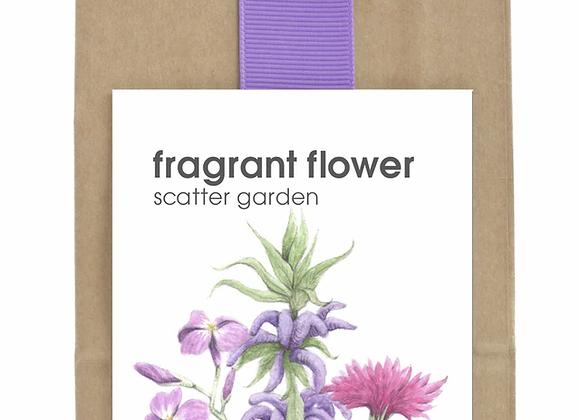 Fragrant Flower - Scatter Garden