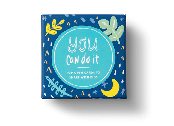 Pop- Open Cards: You Can Do It