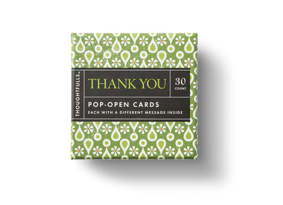 Pop- Open Cards: Thank You
