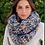 Thumbnail: Woven Knit Scarf- Sunset
