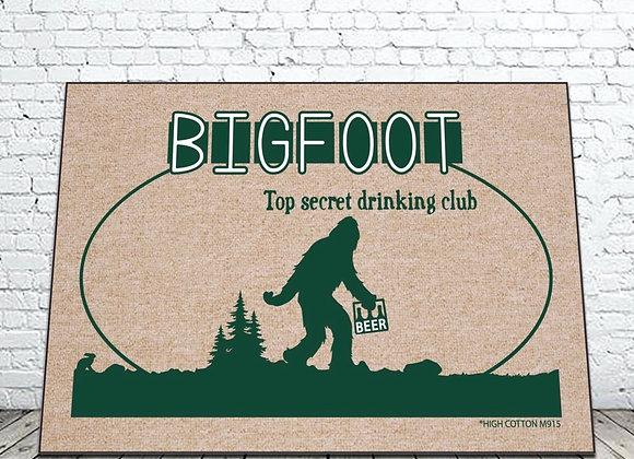 BigFoot Door Mat