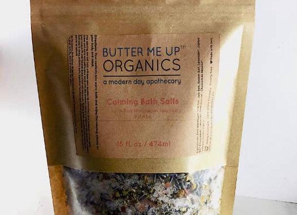Calming Bath Salts / Detox / Relaxation / Lavender Chamomile
