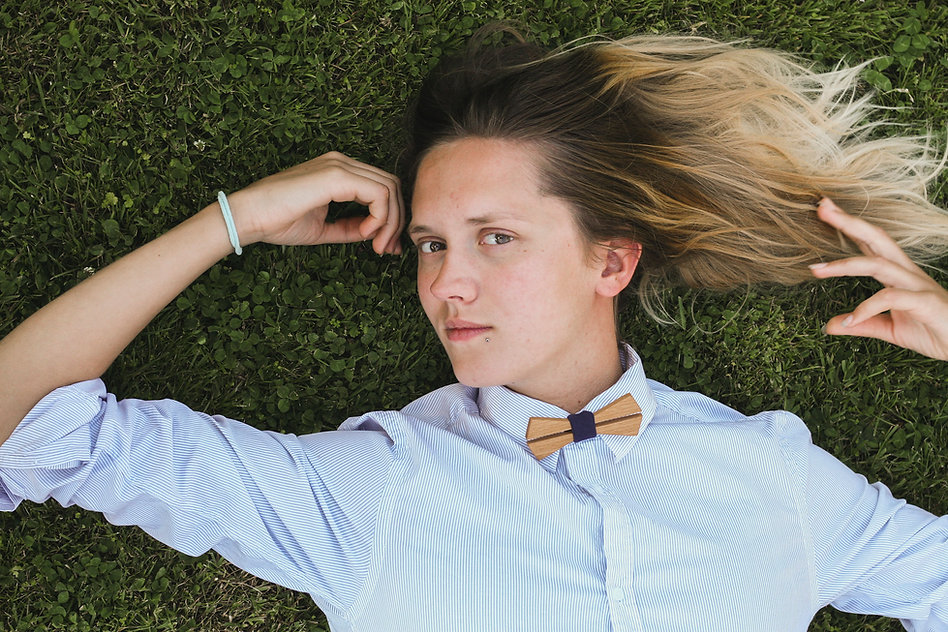wooden ties for ladies