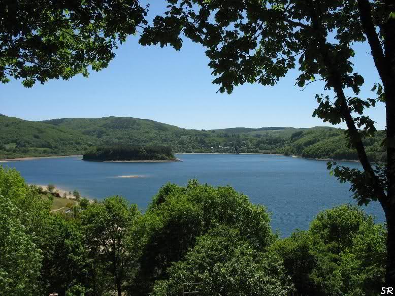 Lac de Laouzas