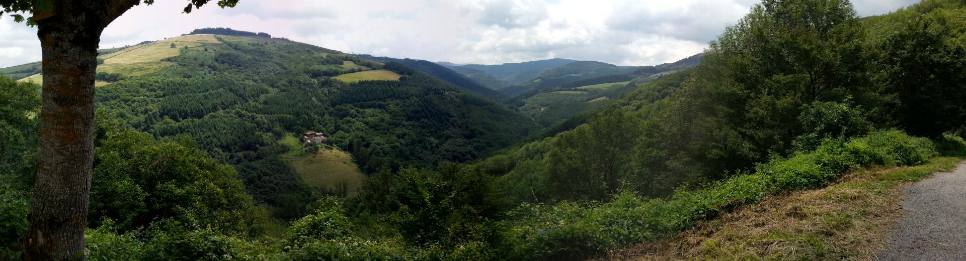 Toudoure valley