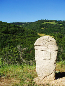 Menhirs of Aveyron