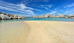 Beziers beach