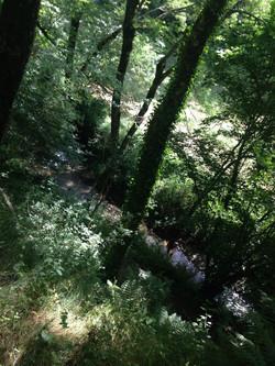 Troudore river
