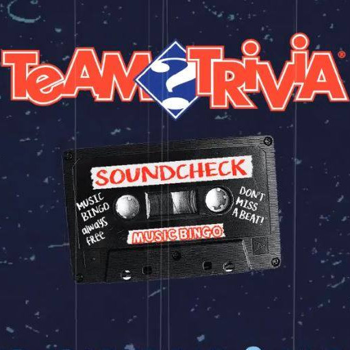 Music Bingo by Team Trivia @ RockSolid Brewing Co.