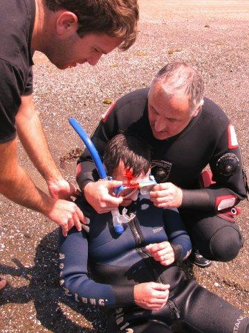 Rescue management training