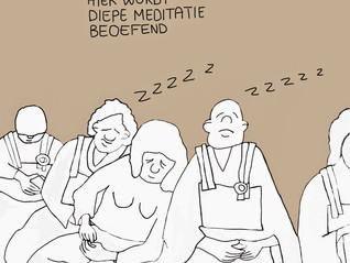 Mindfulness bij Slaapproblemen