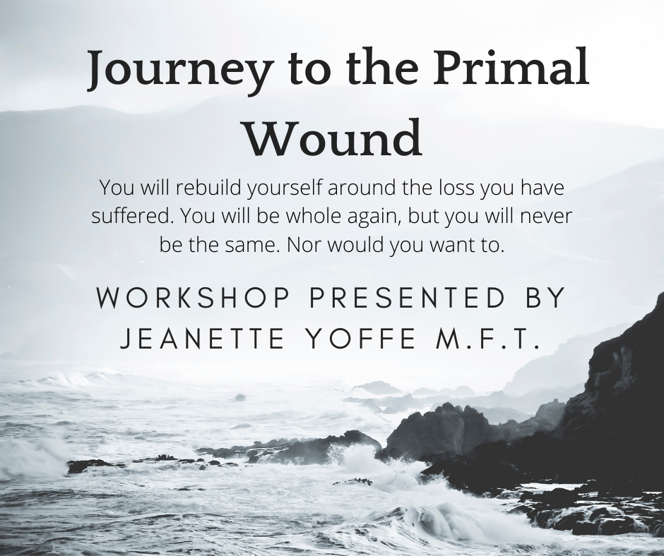 Journey to the Primal Wound
