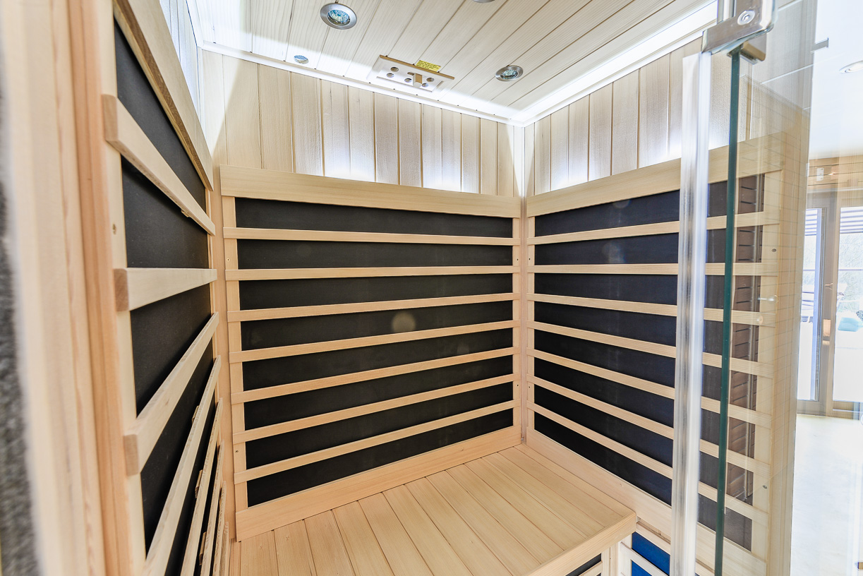 Le sauna IR