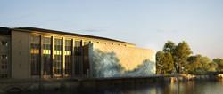 Temporary Entrance Deutsches Museum