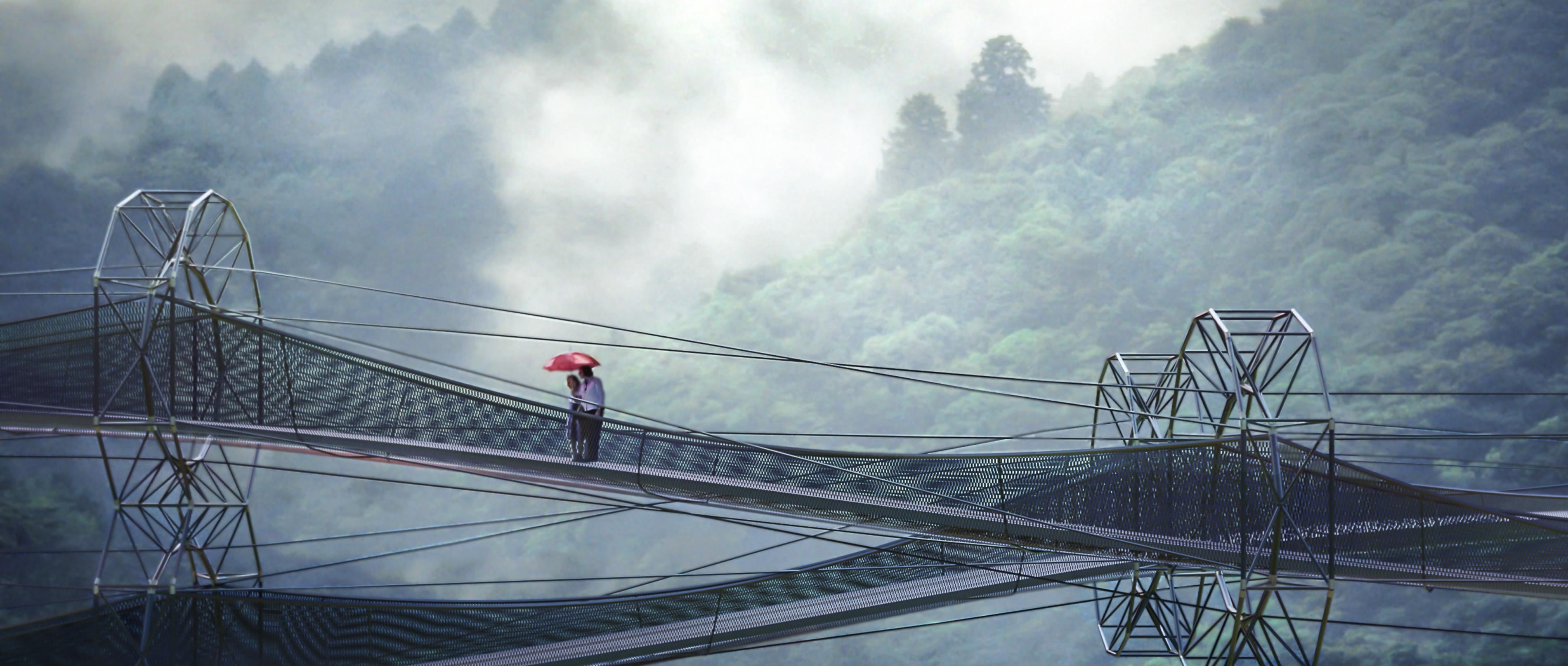 Tensile Bridges