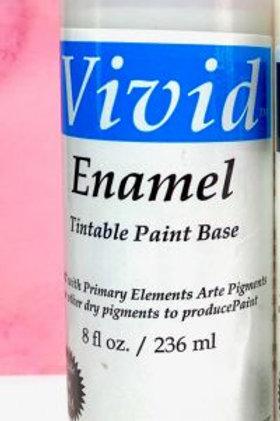 Vivid Enamel – Tintable *High Gloss* Multi-Surface Medium 8oz