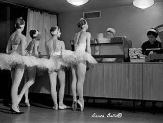 Baleta Klase atsāk savas apmācības