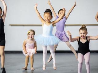 Tiešsaites deju nodarbības bērniem