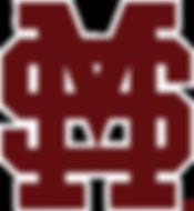 Baseball Logo (Maroon - White Border).pn