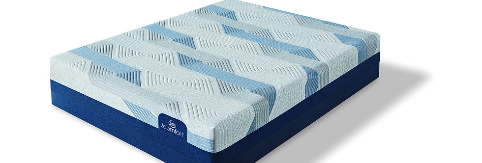 Blue 300CT Gentle Firm or Soft Mattress