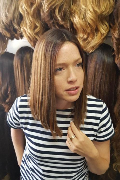 פאה לייס פרונט שיער אירופאי