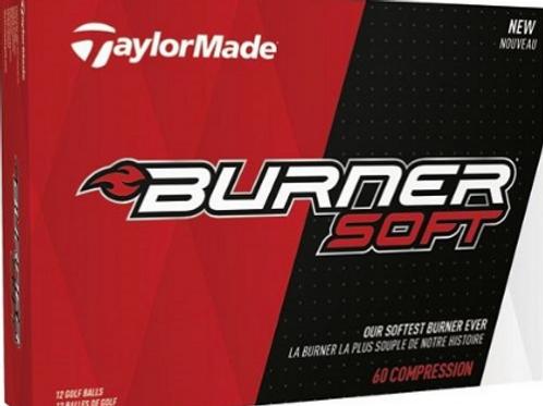 Мячи для гольфа TaylorMade Burner Soft
