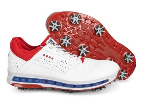 Ecco Golf Cool Goretex мужская обувь
