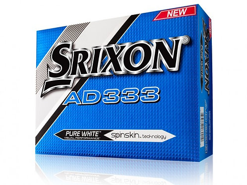 Мячи для гольфа Srixon AD333