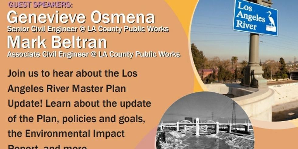 Los Angeles River Master Plan Update