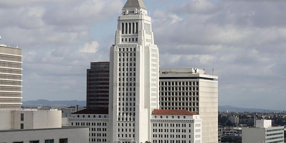 Infrastructure Week - City Hall Seismic Retrofit Tour