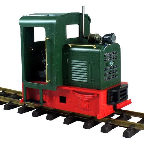 O&K-Diesellokomotive, kurz (Bausatz)