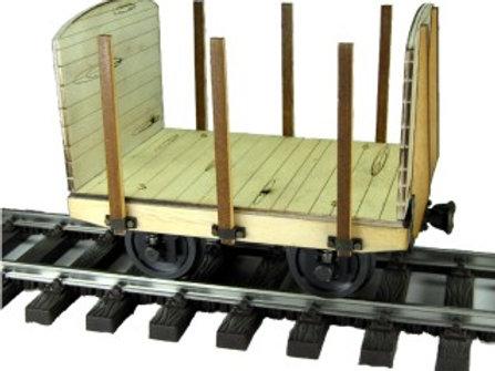 Rungenwagen (Easy Line), Bausatz