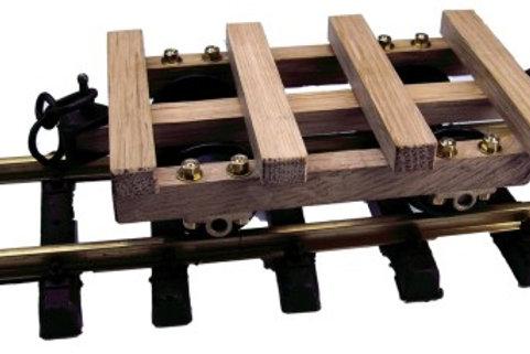 Sägewerkswagen (Bausatz)